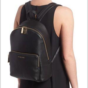 3d0d649b3603 Michael Kors Bags - Michael Kors Wythe Large Backpack in Solid Black